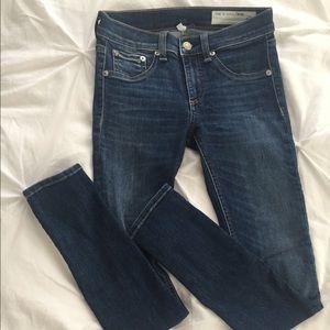 Rag & Bone Jeans 👖CAPRI size 2️⃣5️⃣